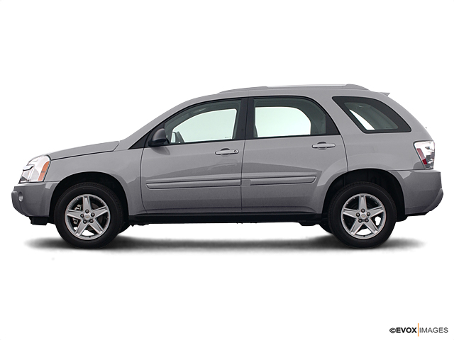 2005 Chevrolet Equinox Vehicle Photo in Casper, WY 82609