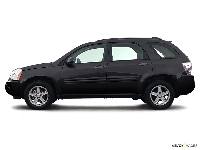 2005 Chevrolet Equinox Vehicle Photo in Henderson, NV 89014