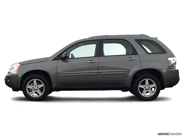 2005 Chevrolet Equinox Vehicle Photo in Triadelphia, WV 26059