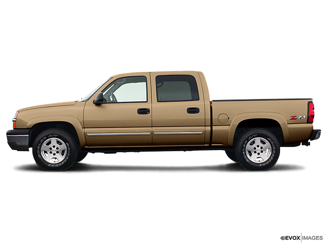 2004 Chevrolet Silverado 1500 Crew Cab Vehicle Photo in Joliet, IL 60435