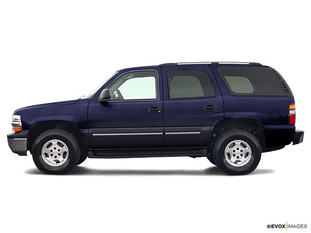 2004 Chevrolet Tahoe Vehicle Photo in Casper, WY 82609