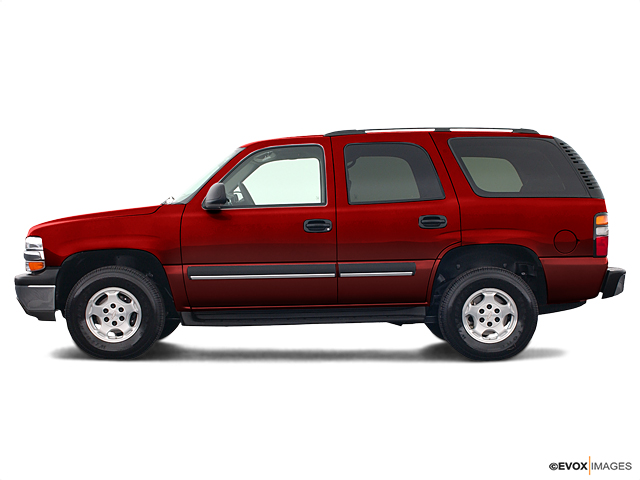 2004 Chevrolet Tahoe Vehicle Photo in Danville, KY 40422