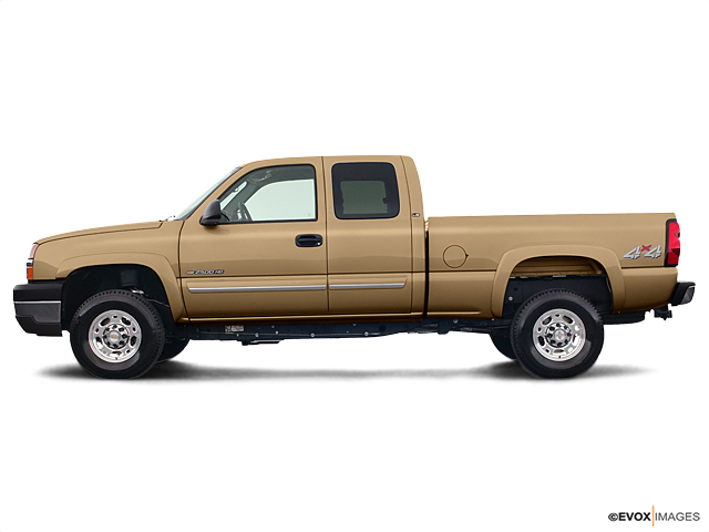 2004 Chevrolet Silverado 2500HD Vehicle Photo in Raton, NM 87740