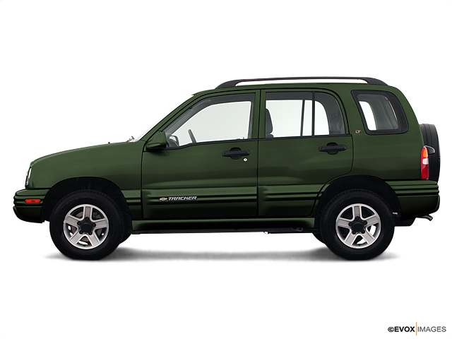 2004 Chevrolet Tracker Vehicle Photo in Akron, OH 44320