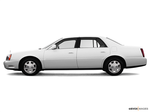 2004 Cadillac DeVille Vehicle Photo in San Angelo, TX 76903