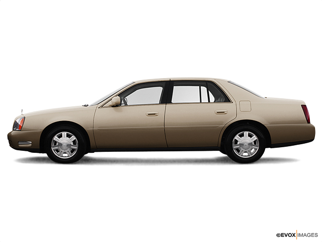2004 Cadillac DeVille Vehicle Photo in Janesville, WI 53545