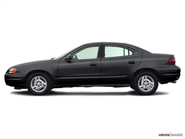 2004 Pontiac Grand Am Vehicle Photo in Akron, OH 44303