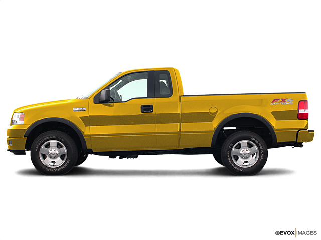 2004 Ford F-150 Vehicle Photo in Medina, OH 44256