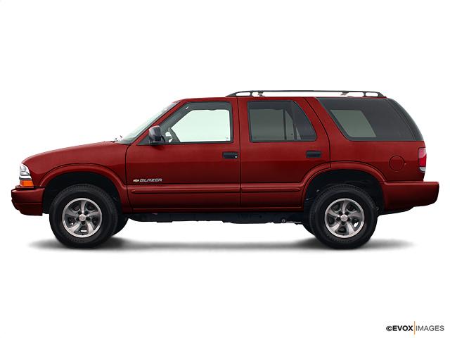 2004 Chevrolet Blazer Vehicle Photo in Woodbridge, VA 22191