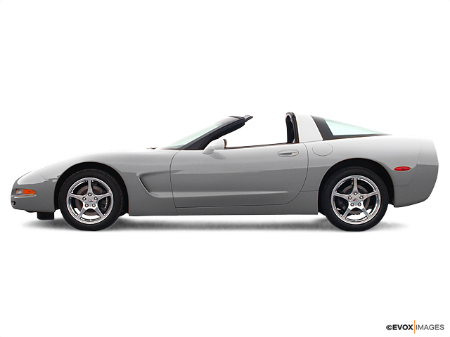 2004 Chevrolet Corvette Vehicle Photo in Emporia, VA 23847