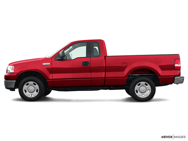 2004 Ford F-150 Vehicle Photo in Independence, MO 64055