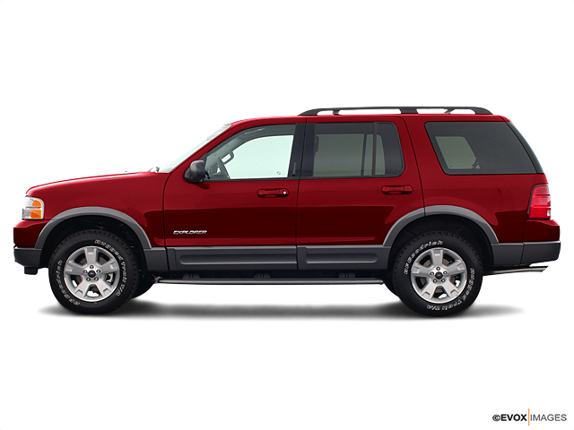2004 Ford Explorer Vehicle Photo in Colorado Springs, CO 80905