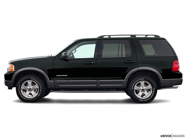 2004 Ford Explorer Vehicle Photo in Fishers, IN 46038