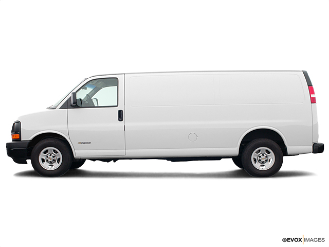 2004 Chevrolet Express Cargo Van Vehicle Photo in Redwood Falls, MN 56283