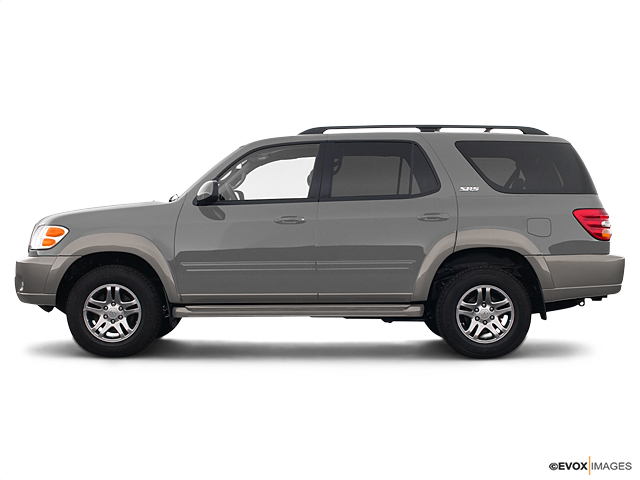 2004 Toyota Sequoia Vehicle Photo in Akron, OH 44303