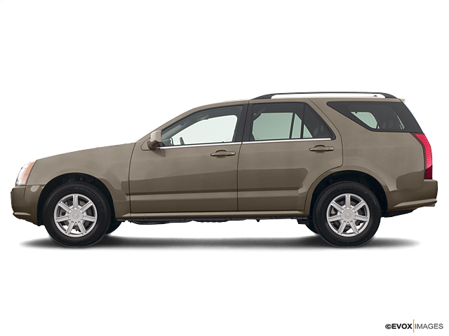 2004 Cadillac SRX Vehicle Photo in Reese, MI 48757