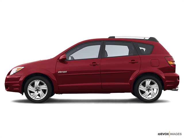 2005 Pontiac Vibe Vehicle Photo in Janesville, WI 53545
