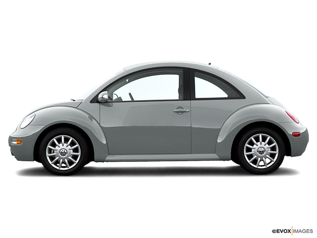 2004 Volkswagen New Beetle Coupe Vehicle Photo in Twin Falls, ID 83301