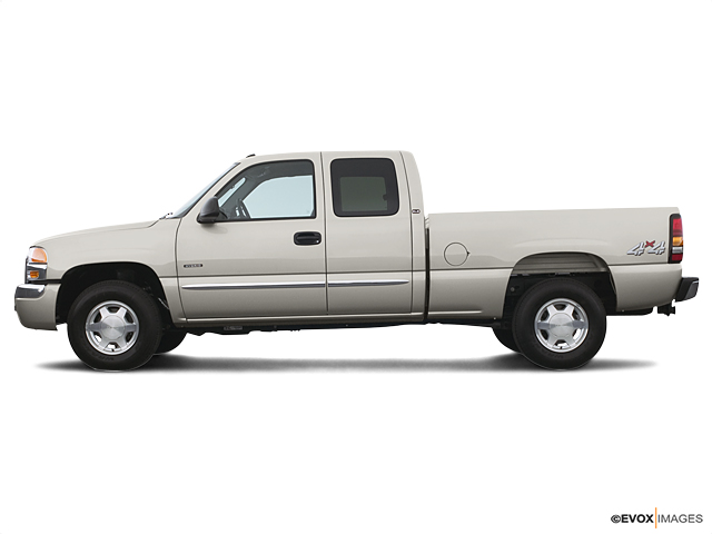 2004 GMC Sierra 1500 Vehicle Photo in Owensboro, KY 42303