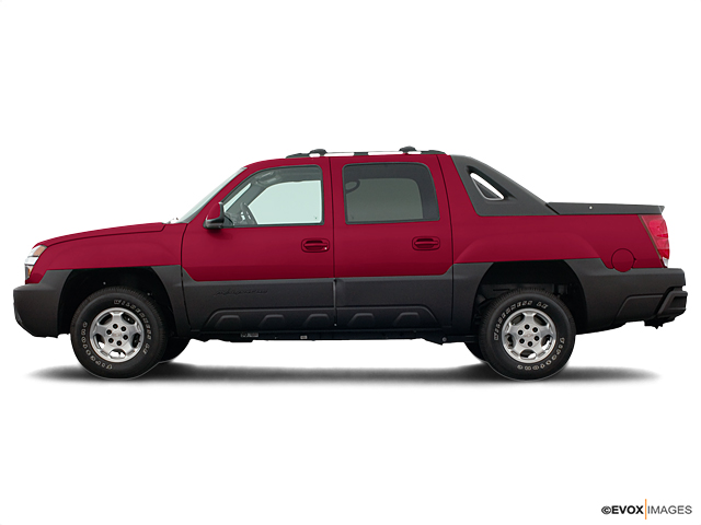 2004 Chevrolet Avalanche Vehicle Photo in Reese, MI 48757