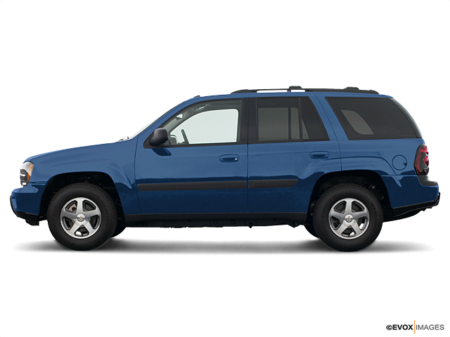 2005 Chevrolet TrailBlazer Vehicle Photo in Oak Lawn, IL 60453