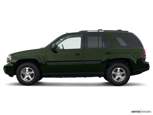 2005 Chevrolet TrailBlazer Vehicle Photo in Reese, MI 48757