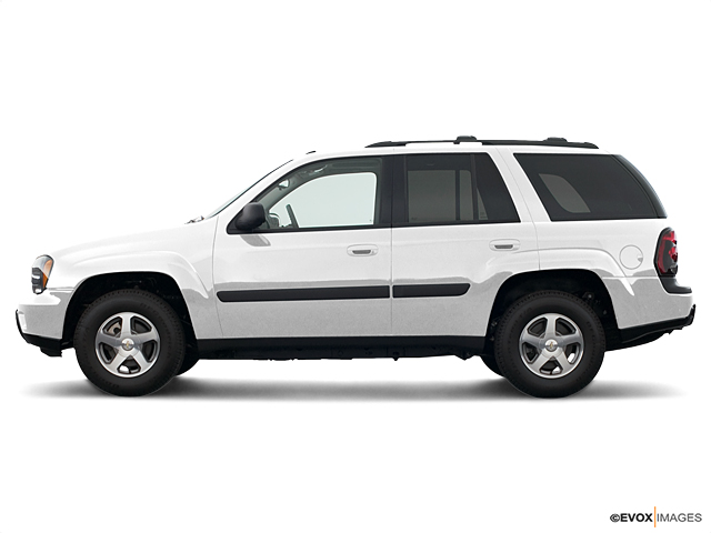 2005 Chevrolet TrailBlazer Vehicle Photo in Neenah, WI 54956-3151