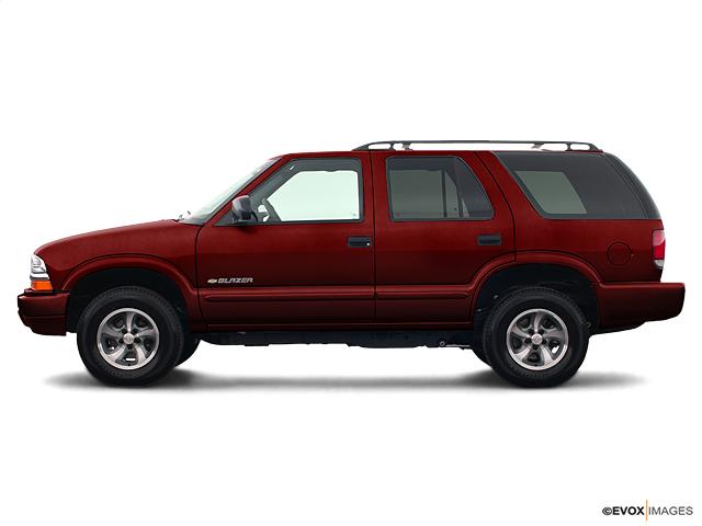 2003 Chevrolet Blazer Vehicle Photo in Colorado Springs, CO 80905