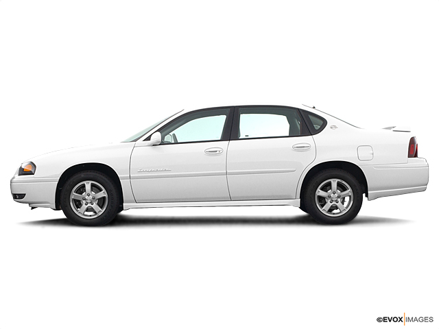 2003 Chevrolet Impala Vehicle Photo in Grand Rapids, MI 49512