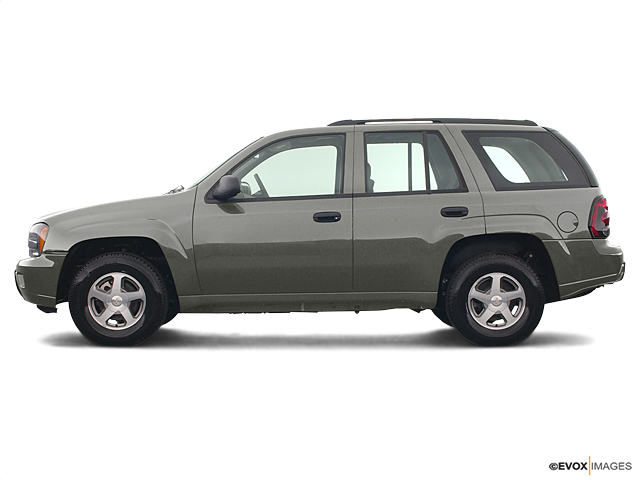 2003 Chevrolet TrailBlazer Vehicle Photo in Trevose, PA 19053-4984
