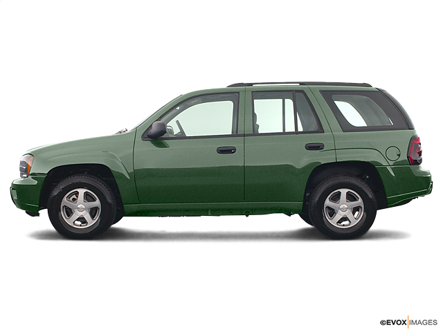 2003 Chevrolet TrailBlazer Vehicle Photo in Boonville, IN 47601