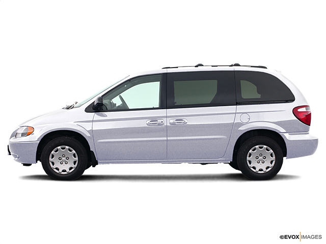 2003 Chrysler Town & Country Vehicle Photo in Joliet, IL 60435