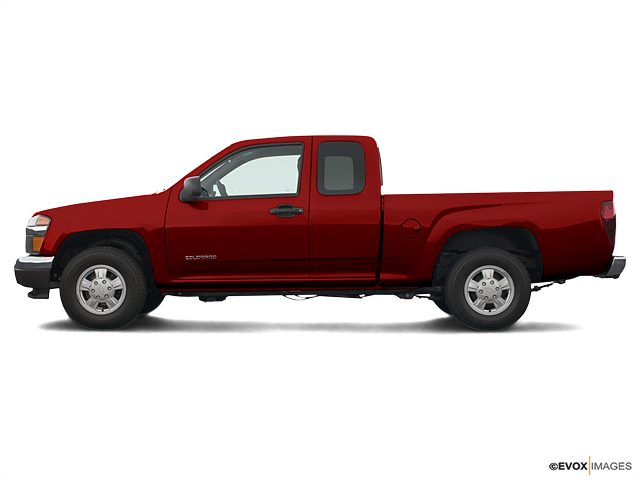 2005 Chevrolet Colorado Vehicle Photo in Joliet, IL 60435