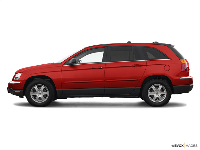 2005 Chrysler Pacifica Vehicle Photo in Redding, CA 96002