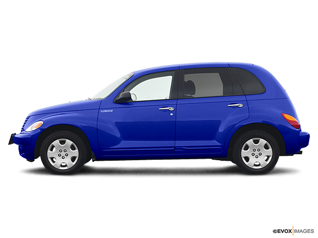 2005 Chrysler PT Cruiser Vehicle Photo in San Angelo, TX 76903