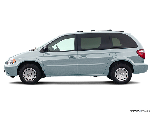 2005 Chrysler Town & Country Vehicle Photo in Richmond, VA 23231