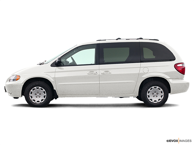2005 Chrysler Town & Country Vehicle Photo in Englewood, CO 80113