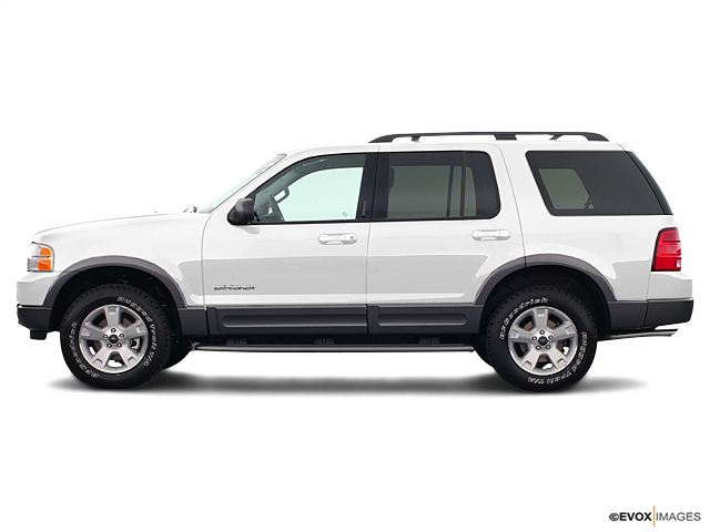 2005 Ford Explorer Vehicle Photo in Mansfield, OH 44906