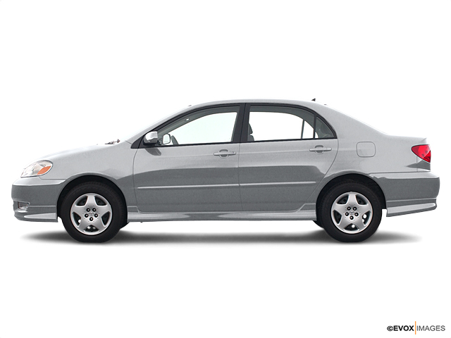 2005 Toyota Corolla Vehicle Photo in Kansas City, MO 64118