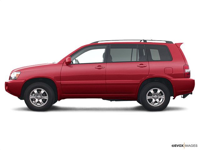 2005 Toyota Highlander Vehicle Photo in Casper, WY 82609