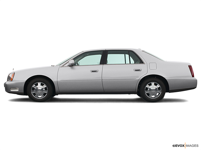 2005 Cadillac DeVille Vehicle Photo in Spokane, WA 99207