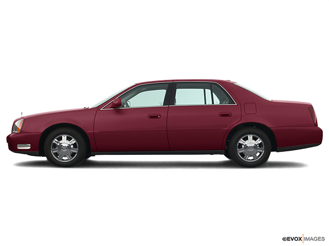 2005 Cadillac Deville Vehicle Photo In Idaho Falls Id 83401