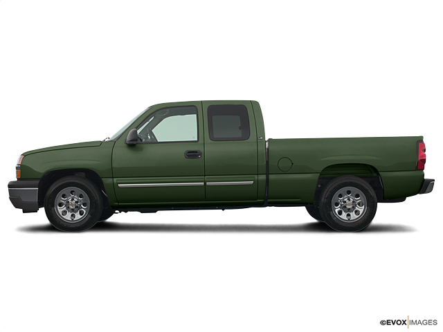 2005 Chevrolet Silverado 1500 Vehicle Photo in Helena, MT 59601