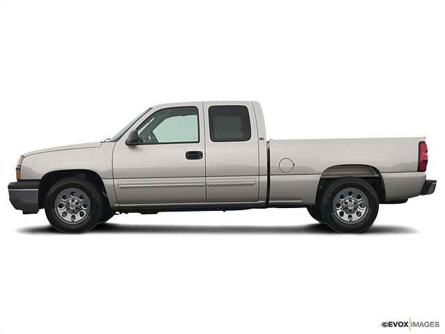 2005 Chevrolet Silverado 1500 Vehicle Photo in Akron, OH 44320