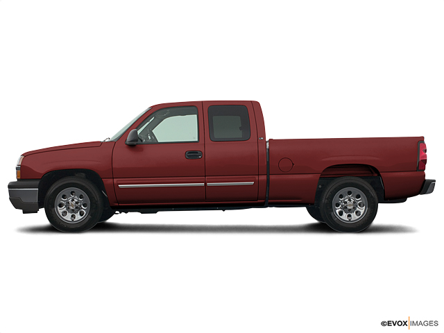 2005 Chevrolet Silverado 1500 Vehicle Photo in Redding, CA 96002