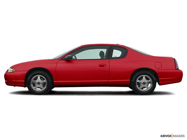 2005 Chevrolet Monte Carlo Vehicle Photo in Harvey, LA 70058