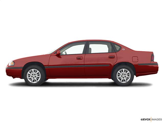 2004 Chevrolet Impala Vehicle Photo in Owensboro, KY 42303