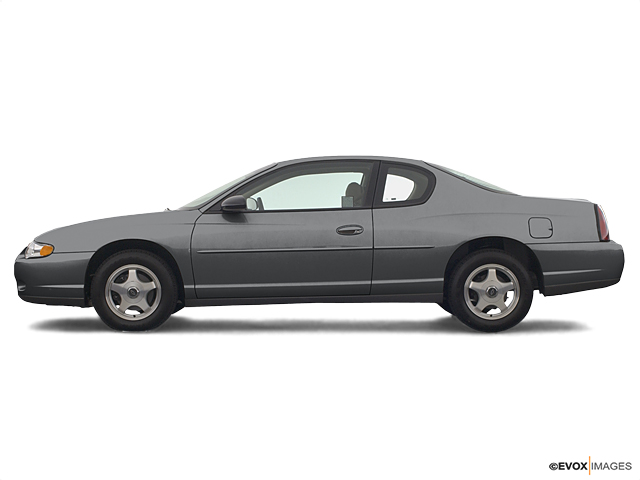 2004 Chevrolet Monte Carlo Vehicle Photo in Tallahassee, FL 32304
