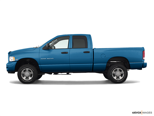 2004 Dodge Ram 2500 Vehicle Photo in San Angelo, TX 76901