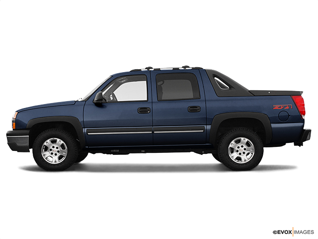 2005 Chevrolet Avalanche Vehicle Photo in Mansfield, OH 44906